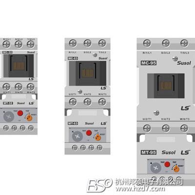 韩国ls(lg) susol系列接触器和热过载继电器