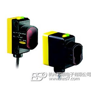美国邦纳banner中型光电传感器qs30系列