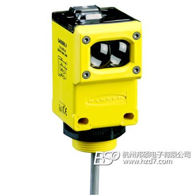 美国邦纳banner大型光电传感器q45系列