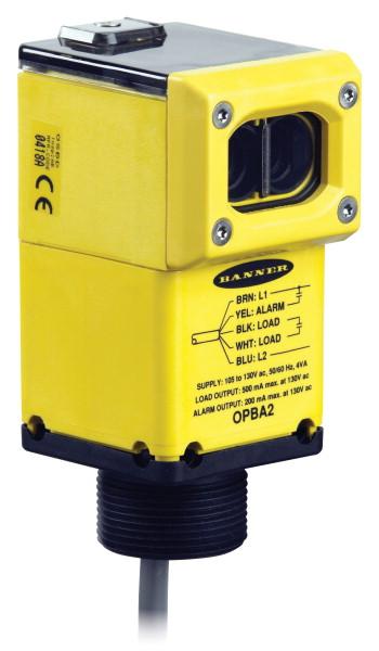 美国邦纳banner大型光电传感器omni-beam系列