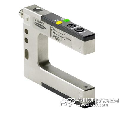 美国邦纳banner沟槽型光电传感器slm系列