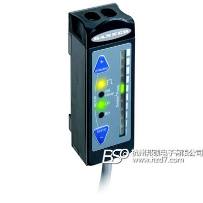 美国邦纳banner光纤传感器r55f